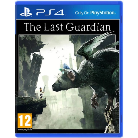 The Last Guardian - PS4 کارکرده