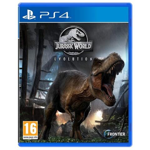 Jurassic World Evolution - PS4 کارکرده
