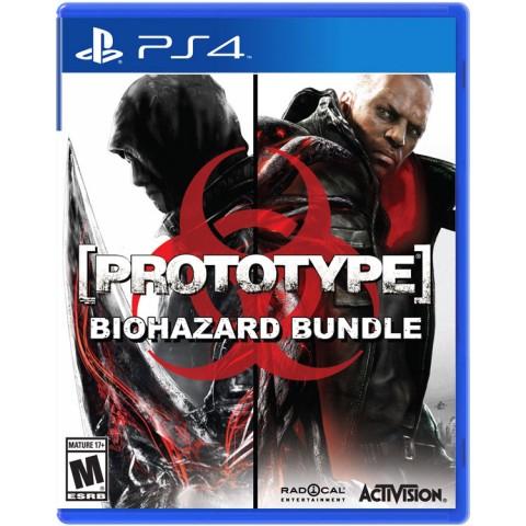 Prototype Biohazard Bundle - PS4 کارکرده