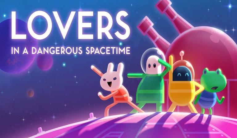 نقد و بررسی بازی Lovers in a Dangerous Spacetime