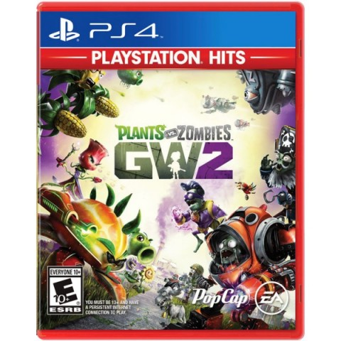 Plants vs Zombies: Garden Warfare 2 - PS4 کارکرده