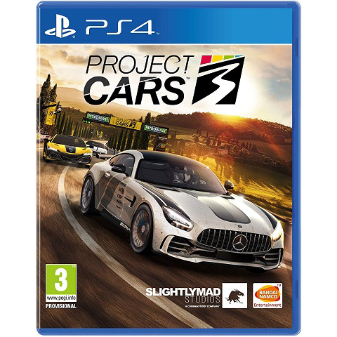 Project CARS 3 - PS4 کارکرده