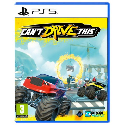 Can't Drive This - PS5