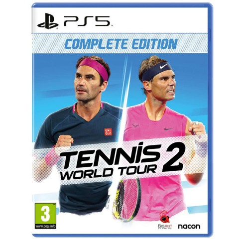 Tennis World Tour 2 Complete Edition - PS5
