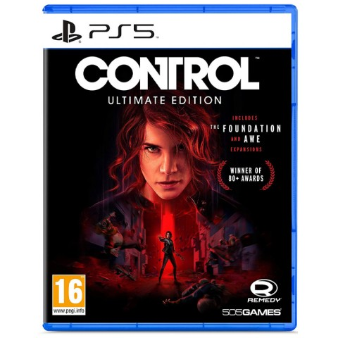 Control Ultimate - PS5