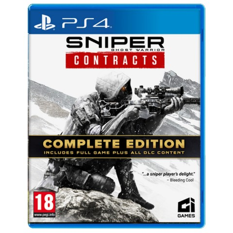 Sniper Ghost Warrior: Contracts Complete Edition - PS4