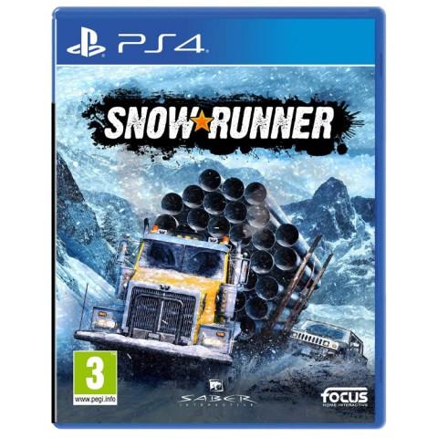 Snow Runner - PS4