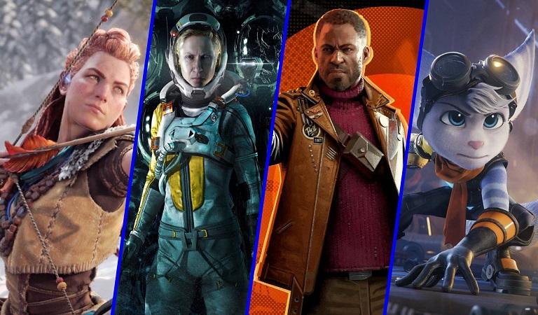 تاریخ انتشار بازی های PS5 در 2021