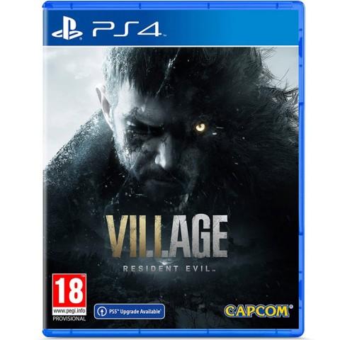 Resident Evil Village - PS4