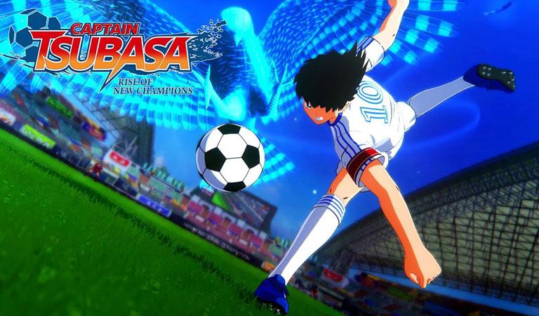 بررسی بازی Captain Tsubasa Rise of New Champions