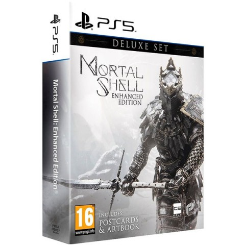 Mortal Shell Delux edition - PS5