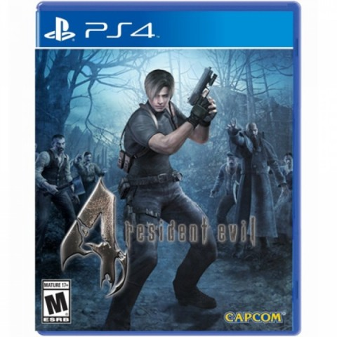 Resident Evil 4 - PS4 کارکرده