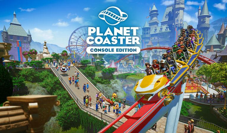 نقد و بررسی بازی Planet Coaster