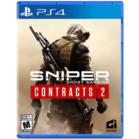Sniper Ghost Warrior: Contracts 2 - PS4