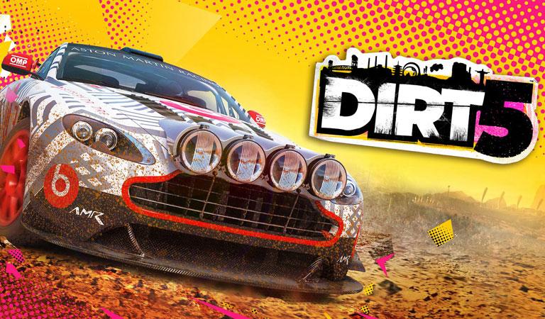 نقد و بررسی بازی Dirt 5