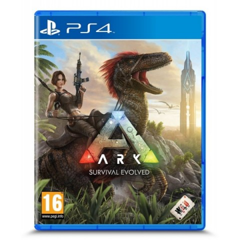 Ark Survival Evolved - PS4 کارکرده