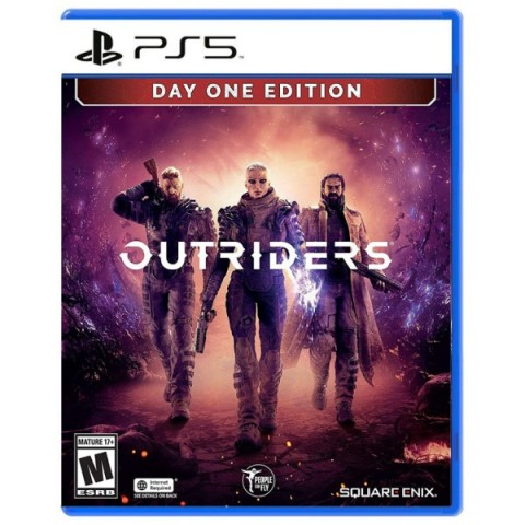 Outriders Day one edition - PS5 کارکرده