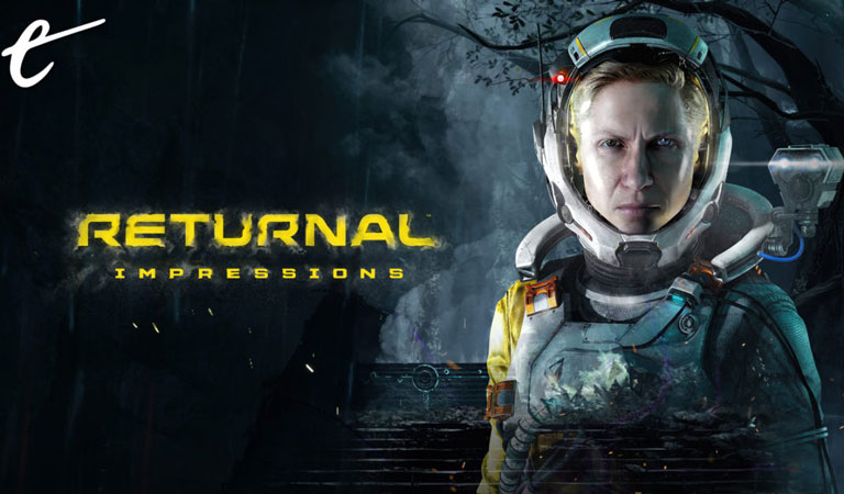 نقد و بررسی بازی Returnal  برای پلی استیشن ۵