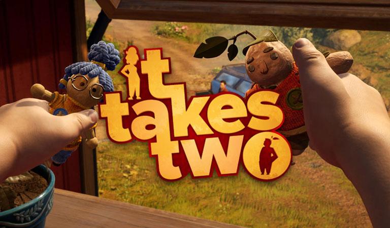 فروش بازی It Takes Two از ۲ میلیون نسخه فراتر رفت