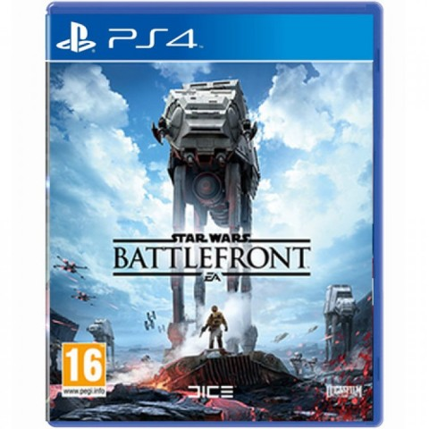 Star Wars Battlefront - PS4 کارکرده