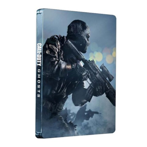 Call of Duty Ghosts steelbook - PS4 کارکرده