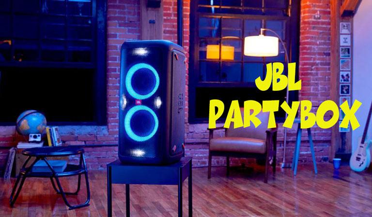 بررسی اسپیکر بلوتوث JBL Party Box 300