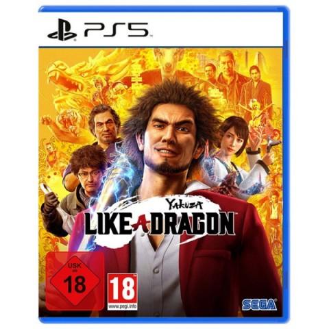 Yakuza: Like a Dragon - PS5 کارکرده