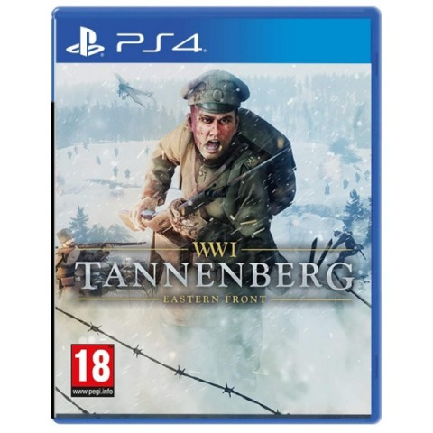 WWI Tannenberg Eastern Front - PS4 کارکرده