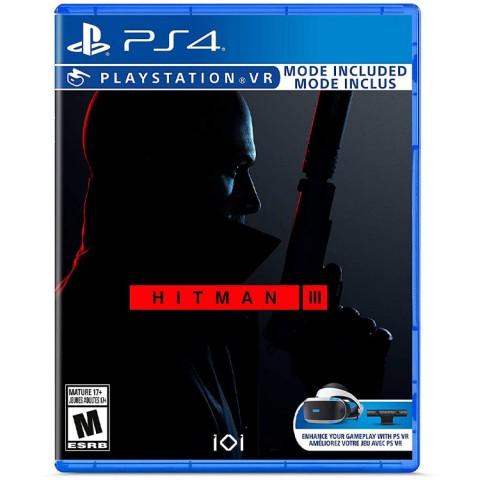 Hitman 3 - PS4 کارکرده