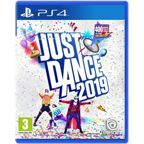 Just Dance 2019 - PS4 کارکرده