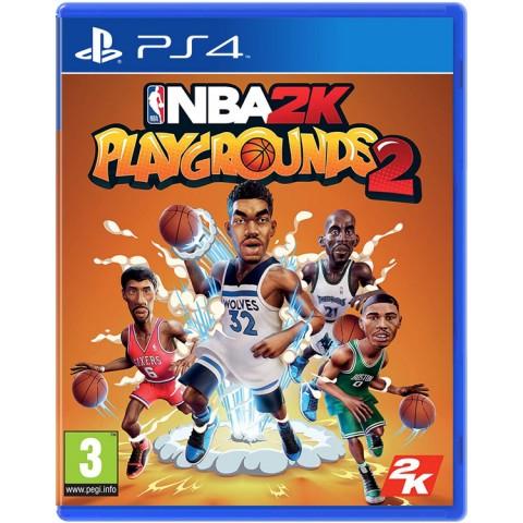 NBA 2K Playgrounds 2 - PS4 کارکرده