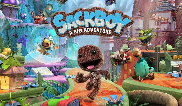 نقد و بررسی بازی Sackboy A Big Adventure