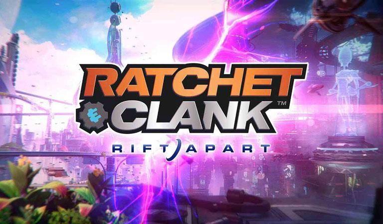 بررسی بازی Ratchet & Clank Rift Apart