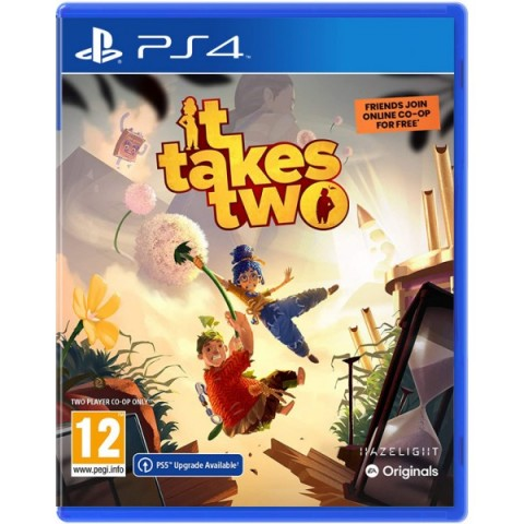 It Takes Two - PS4 کارکرده