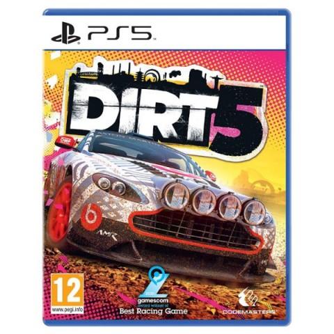 Dirt 5 - PS5 کارکرده