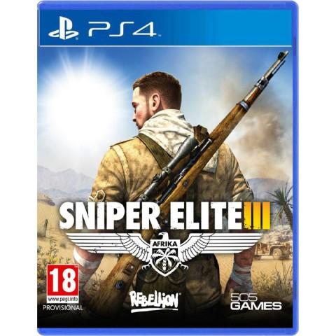 Sniper Elite III - PS4 کارکرده