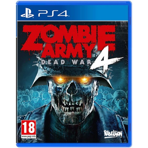 Zombie Army 4: Dead War - PS4 کارکرده