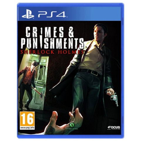 Sherlock Holmes: Crimes and Punishments - PS4