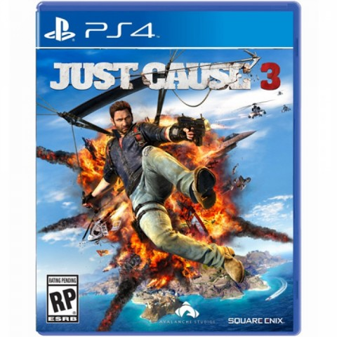 Just Cause 3 - PS4 کارکرده