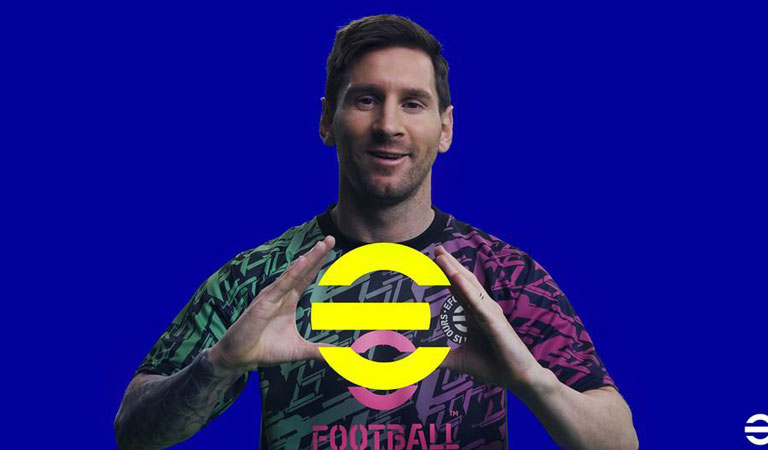 تاریخ عرضه بازی eFootball مشخص شد