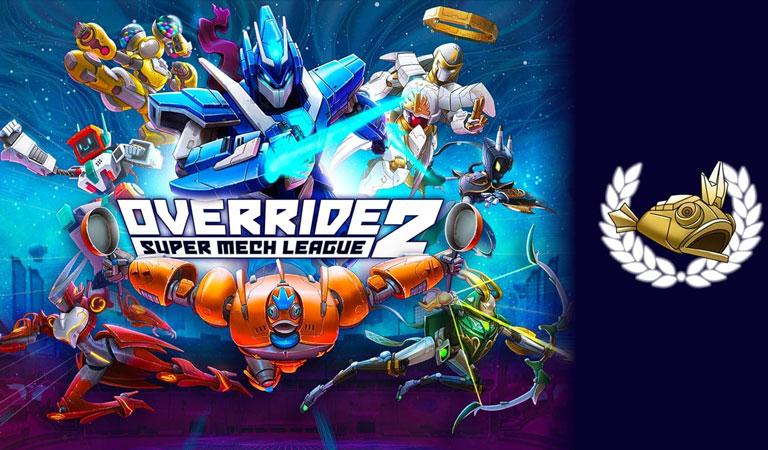 تروفی های بازی Override 2  برای کنسول پلی استیشن 5