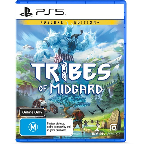 Tribes of Midgard - PS5