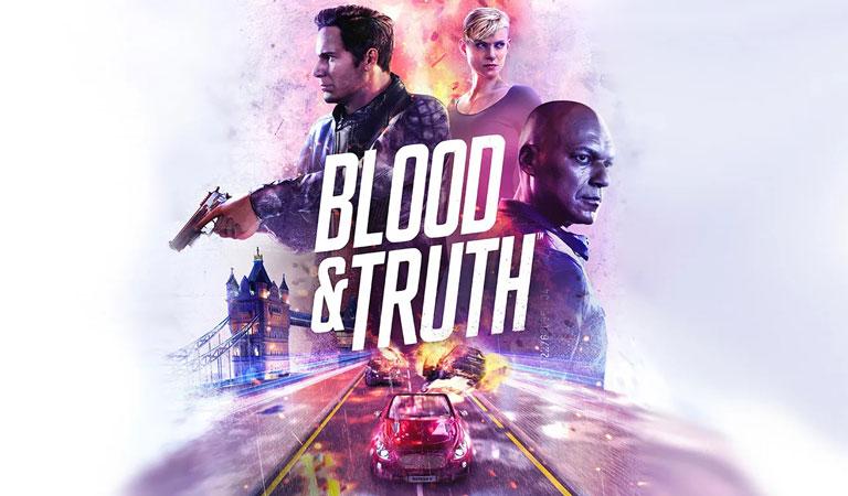 نقد و بررسی بازی واقعیت مجازی Blood & Truth
