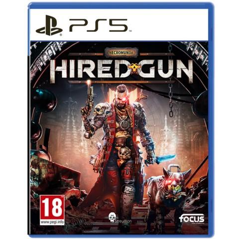 Necromunda: Hired Gun - PS5