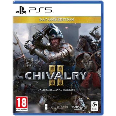 Chivalry 2 نسخه Day One - PS5