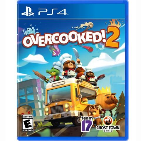 Overcooked 2 - PS4 کارکرده