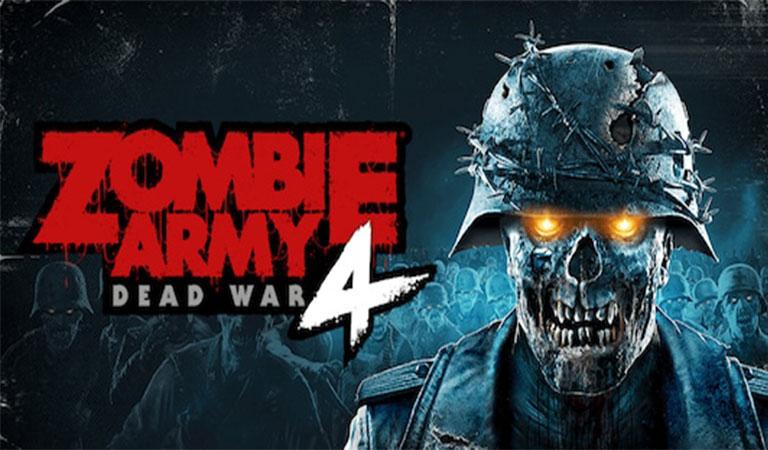 نقد و بررسی بازی Zombie Army 4 Dead War