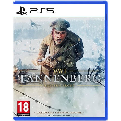 WWI Tannenberg - Eastern Front - PS5