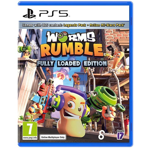 Worms Rumble Fully Loaded Edition - PS5