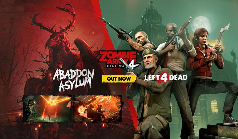 امتیازات و راهنمای تروفی بازی Zombie Army 4 Dead War